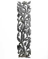 Metal Wall Art from Haiti
